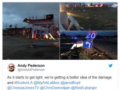 Ruston, LA Tornado